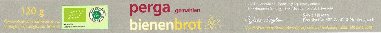 Bienenbrot - Perga